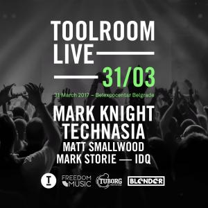 Toolroom live