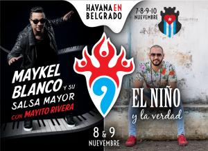 HAVANA EN BELGRADO 2019