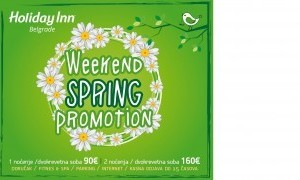 Weekend Spring Promotion