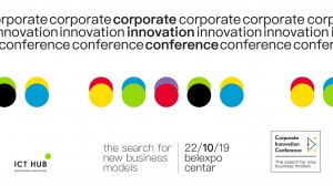 Corporate Innovation Conference 2019.