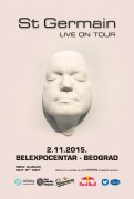 St Germain - Live on Tour