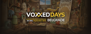 VoxxedDays Belgrade 2016